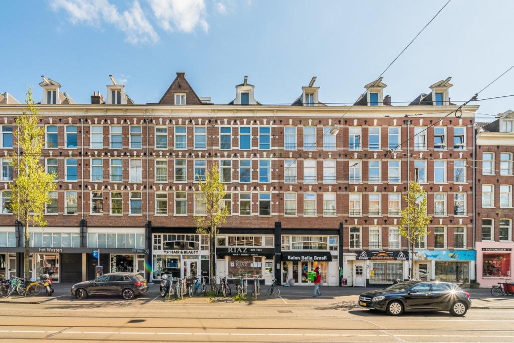 Bilderdijkstraat 193-1, Amsterdam   Kalwij Vastgoed