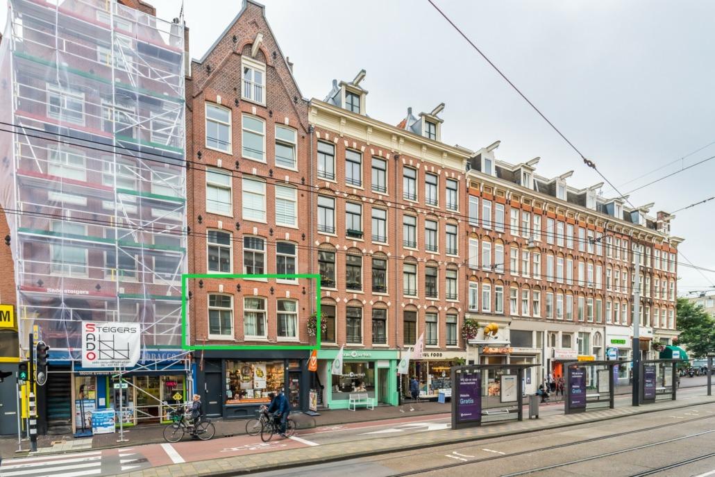 Kinkerstraat 69 1V, Amsterdam | Kalwij Vastgoed