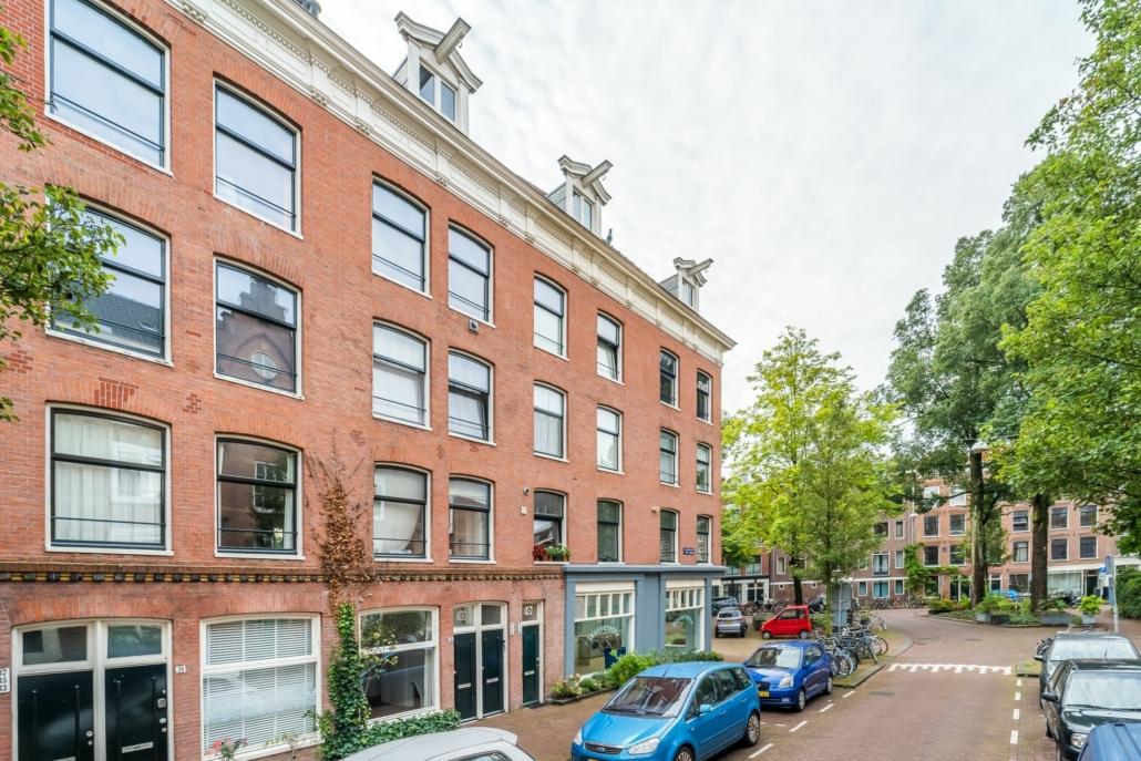 Van Linschotenstraat 41, Amsterdam   Kalwij Vastgoed