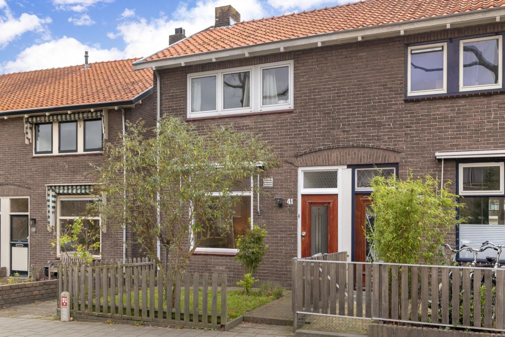 P.M.R. Versteeghstraat 41, Bussum | Kalwij Vastgoed
